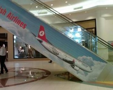 airline ad