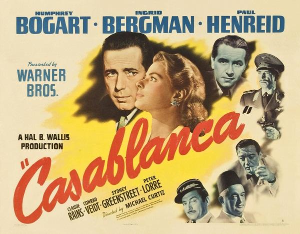 1.Casablanca