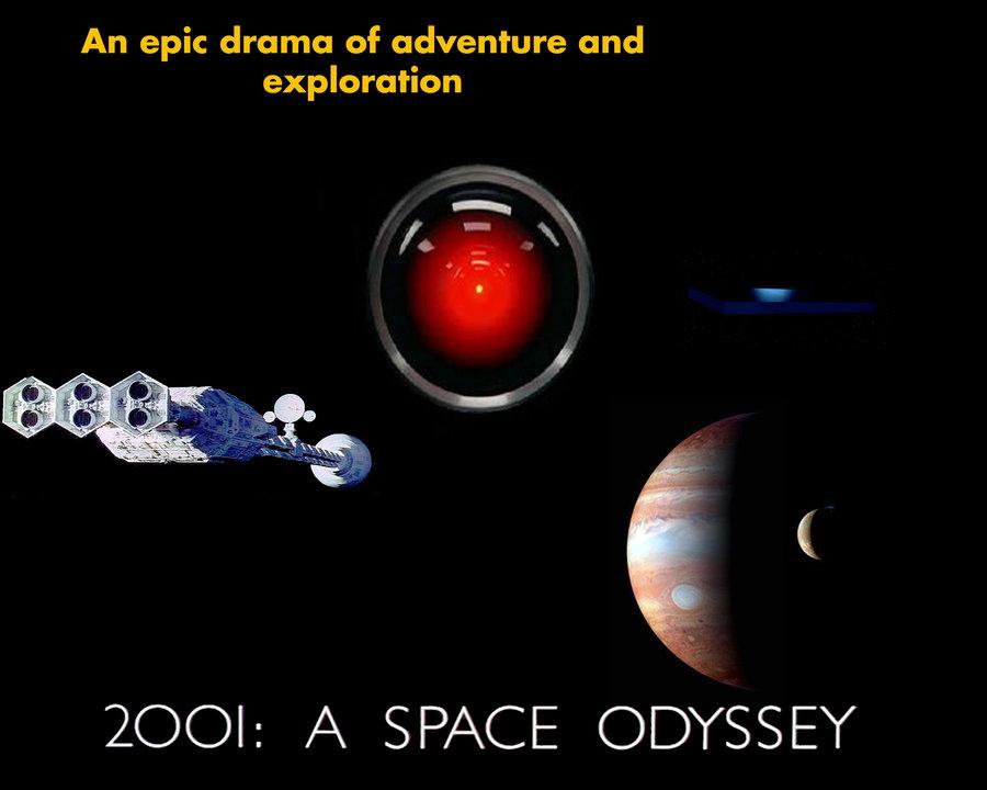 10 2001 a space odyssey