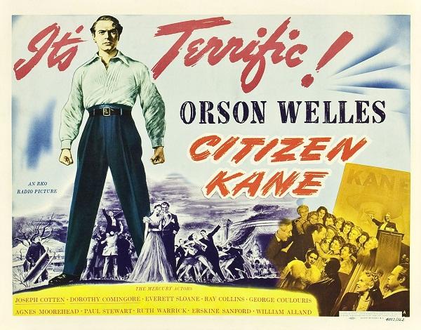 2. Citizen Kane